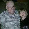 Great Grandpa Bud and Lila