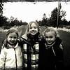 Best Friends!  Lena, Violet & Norah.