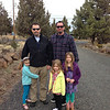 My two dads?  Matt, Tom & the girls.