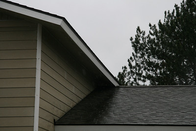 We are anxious to get our gutters soon - the weather has definitely turned towards wet and cold.