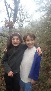 Hiking McCall Point Trail, Oregon