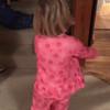 Arianna first steps, November 27ish, 2016