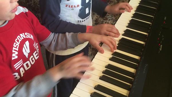 Piano, November 7th, 2016