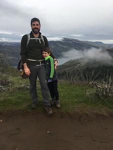 hiking buddy