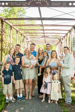 O'Hagan Family May 2015