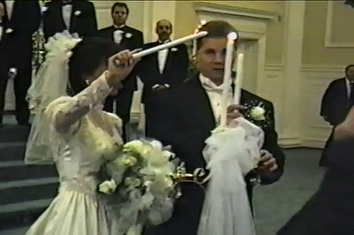Oct 14, 1995 after Weddiing pictures