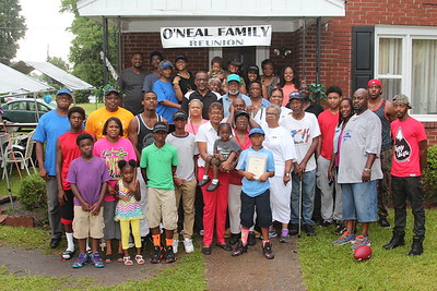 O'Neal Family Reunion 2015