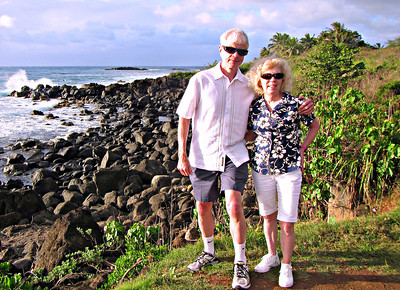 Oahu - Windward Coast and North Shore  (April 12, 2014)