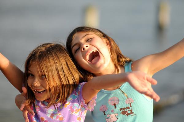 2009 Oak Beach: Beach Days
