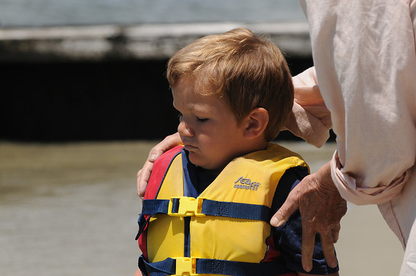 2009 Oak Beach: Kayaking