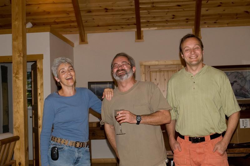 Rene, Rick, and Randy