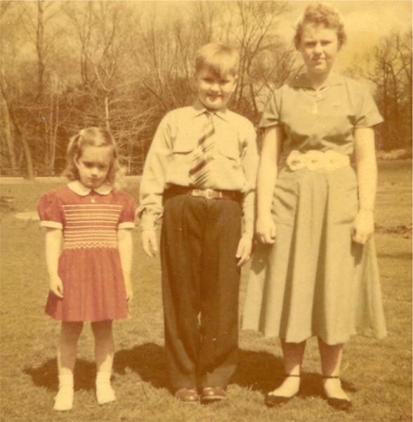 1953 09 Shirley Bob Joan 1953 color