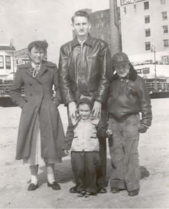 1952  Joan Dick Bob Shirley Atlantic City 52
