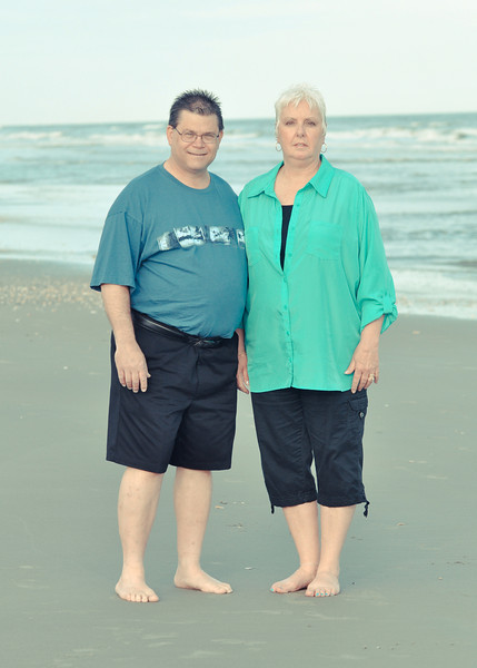 Ocean Isle NC is a great place for beach family portraits.  Bryce Lafoon photographs a family on vacation.