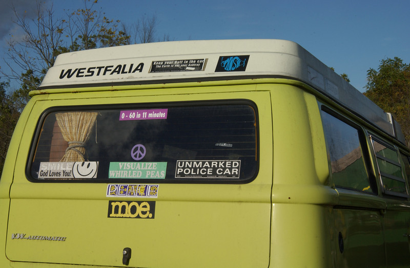 Westfalia at Harvest Fest