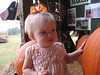 We went to the pumpkin patch.  There were lots of pumpkins!