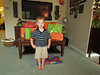 Matthew's 4th family birthday party, 10/7/2012