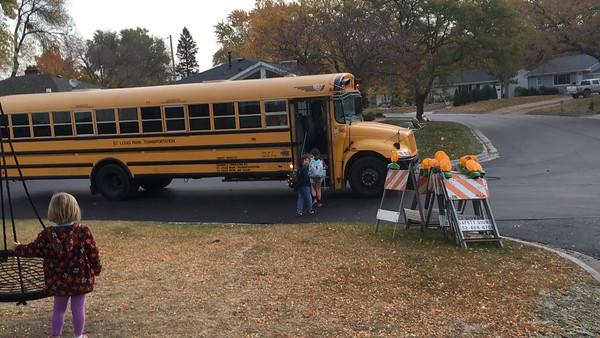 Bus, Nursing, October 20th, 2015