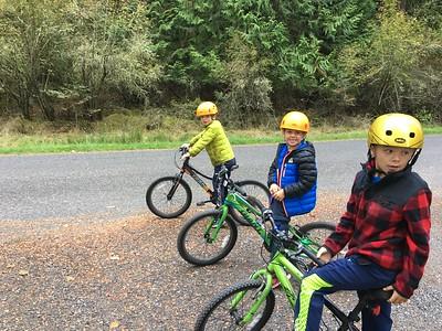bike gang!