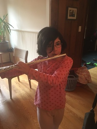 New Flutist!