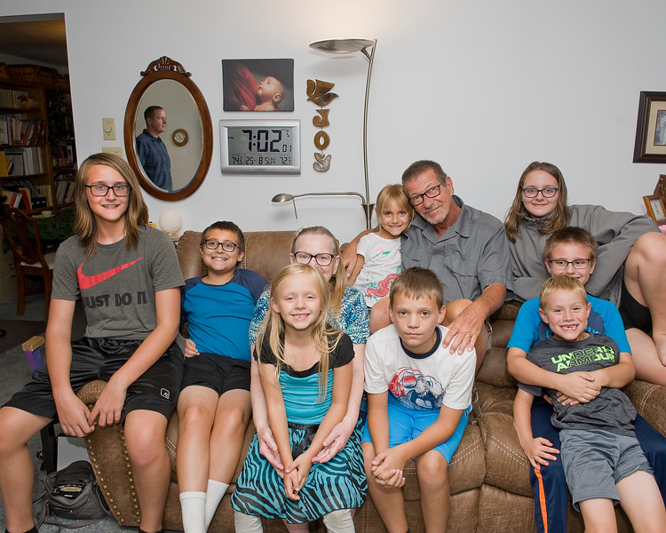 02 Family Gathering (Grandkids) Aug 2019