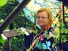 Virginia Trip 2006 - Deb At Montecello