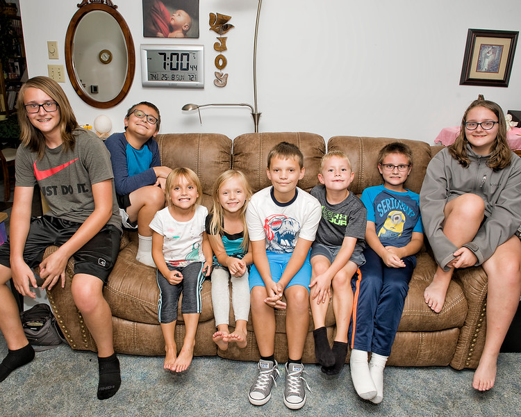 01 Family Gathering (Grandkids) Aug 2019