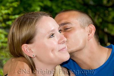 Justin & Heather May 2007 15 raw adj