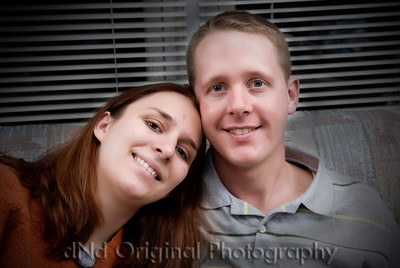 052 Nicol Christmas 2007 - Amy & Matt (vp) vig