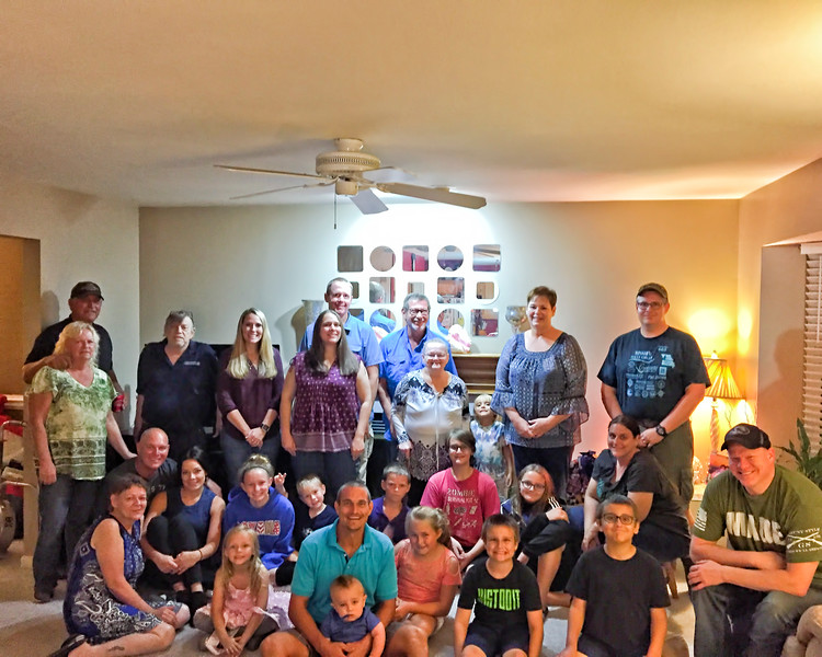 Deb's BDay Party 2018 Group