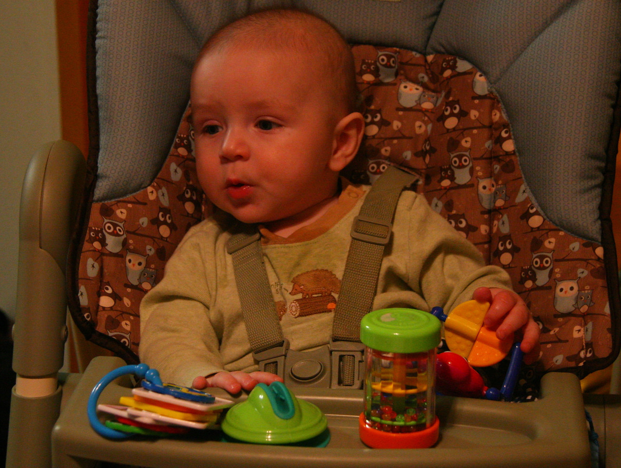 Joaquin at 5 months