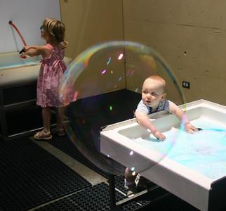 Alex in a Bubble