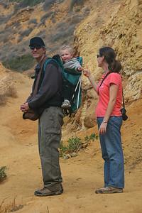 Hiking with Alex in Palos Verdes