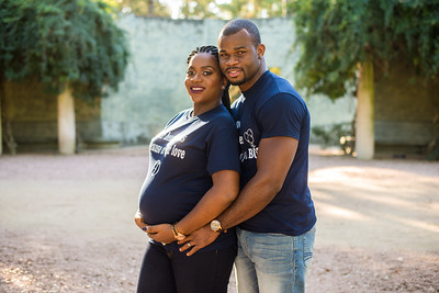 OKIE MATERNITY PORTRAIT SESSION