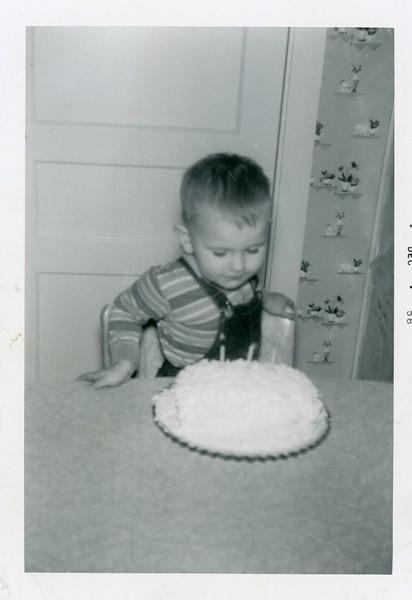 Jimmy Andrews 3rd Birthday