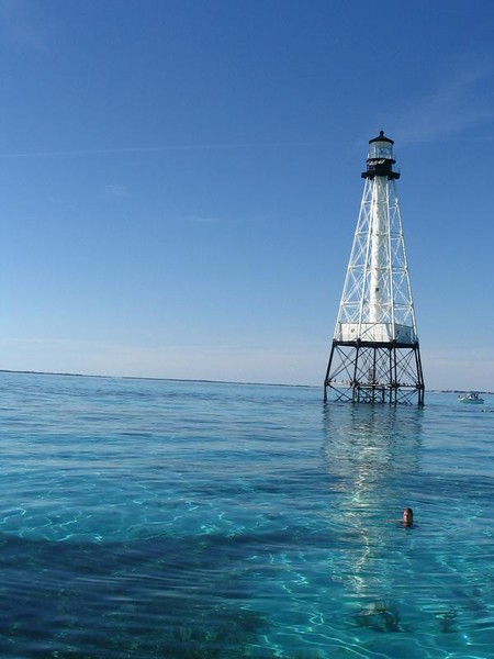 A71 Alligator Reef lighthouse