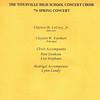 A75 THS 76 Spring Concert 1