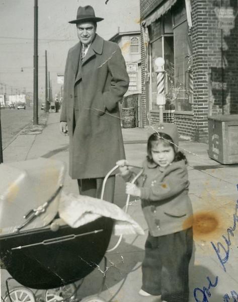 Joe Genova, Carol Genova <br /> 1942
