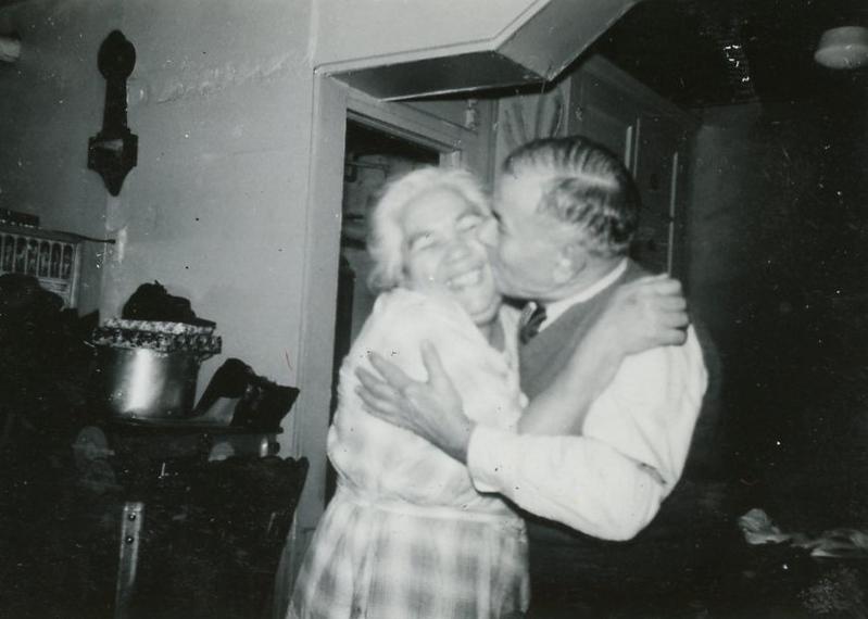 Antonio, Michela Mazza <br /> 12/31/1946