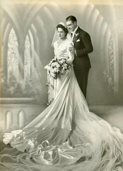 Marie & Joe Genova Sept. 1939