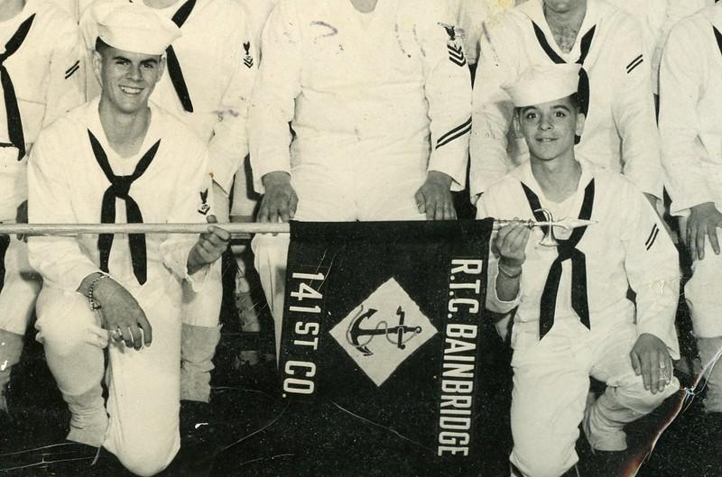 Allen Gross on right
