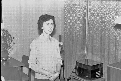 Aunty Kathleen (John's wife)