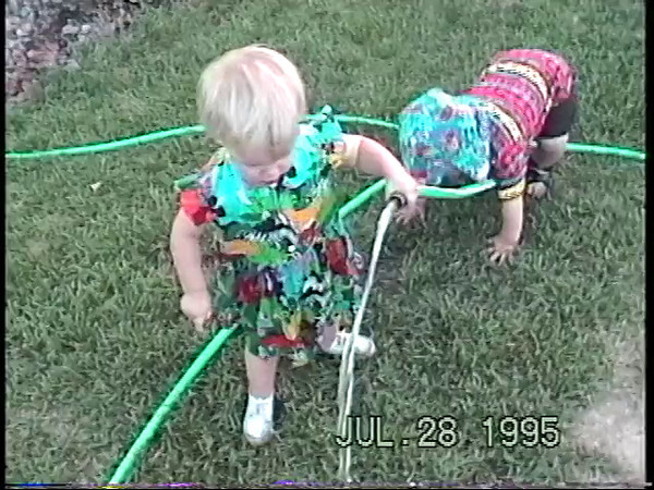 Hose fight
