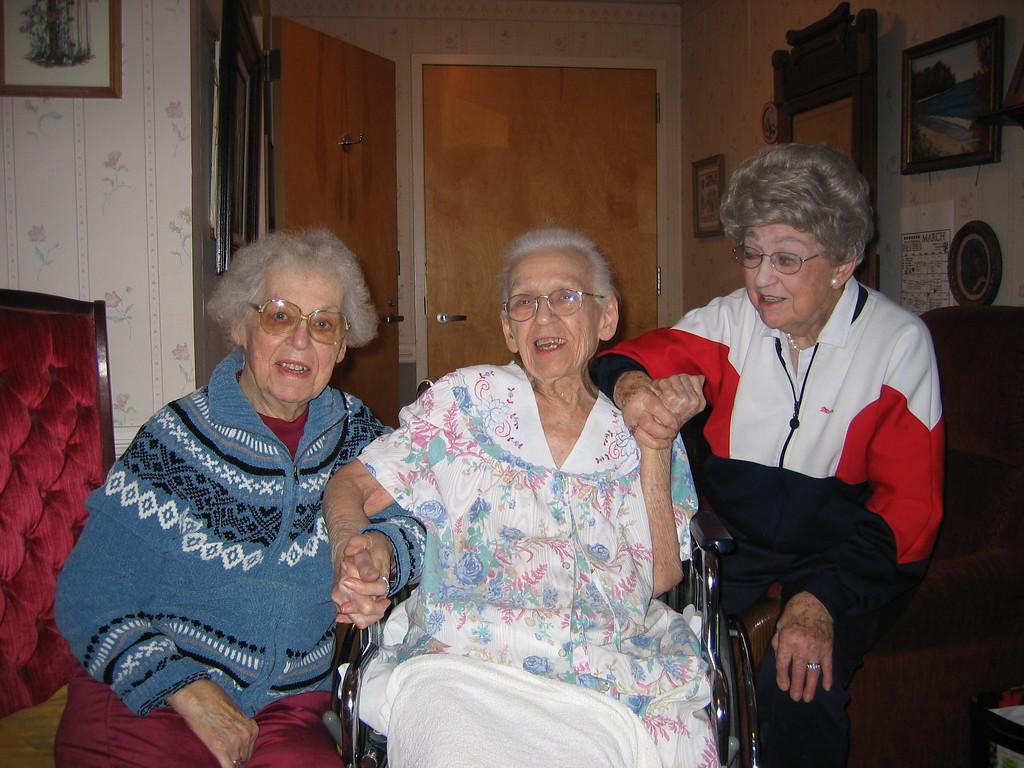 VA 05 The Three Sisters 3:24 C