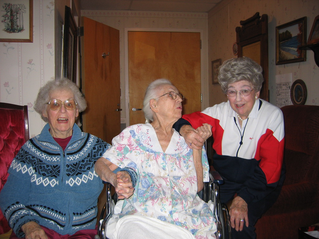 VA 05 The Three Sisters 3:24 B