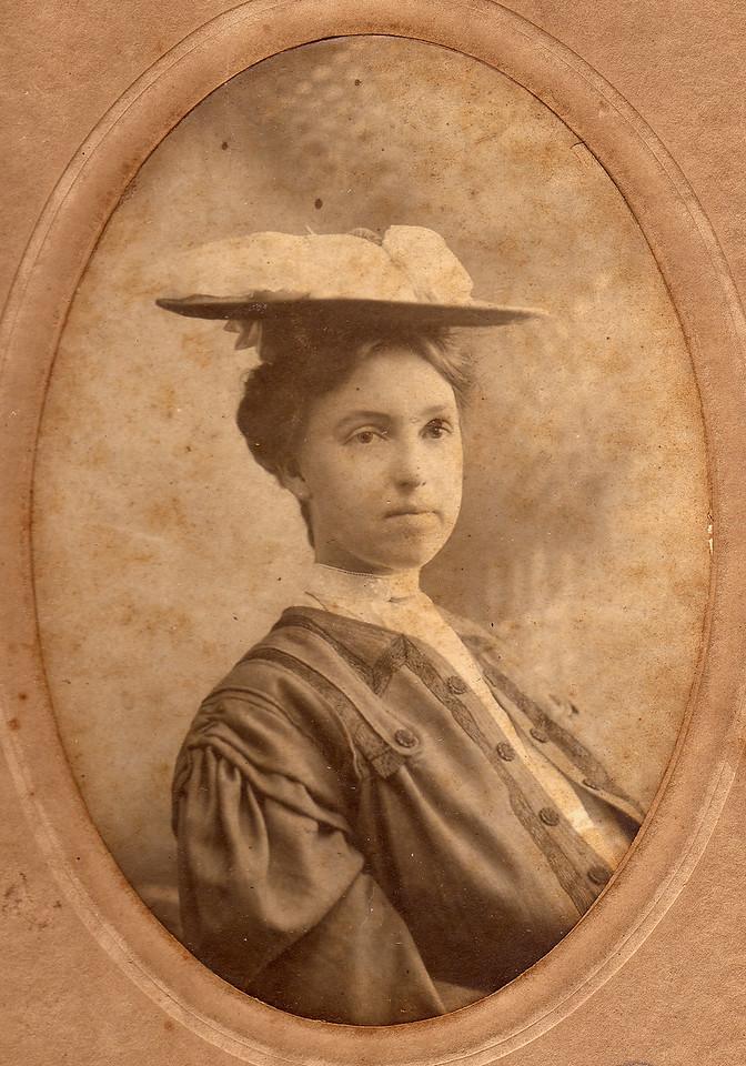 Aunt Hennie (Henrietta Adelaide Downing)