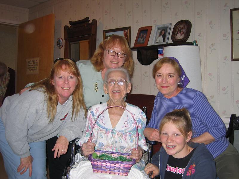 VA 05 Virginia & nieces