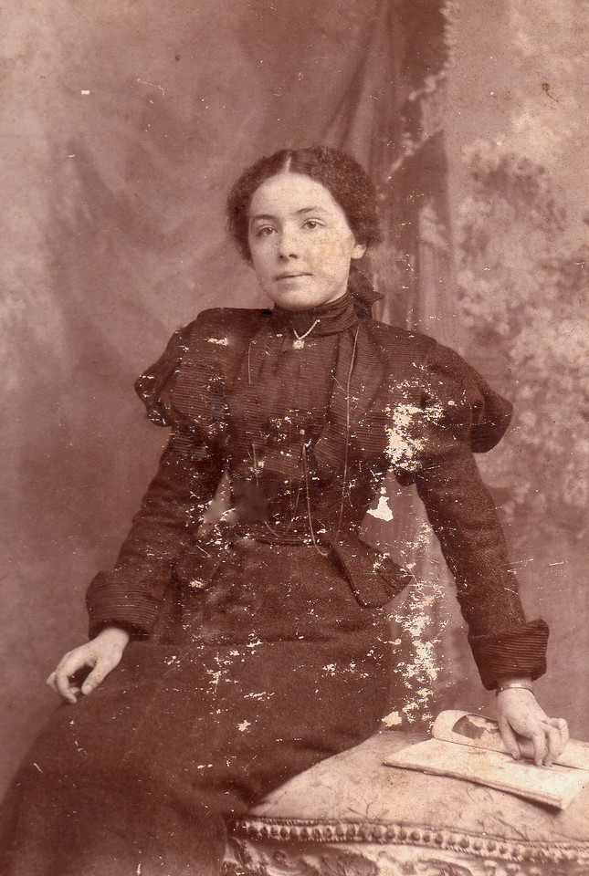 Aunt Hennie (Henrietta Adelaide Downing Roberts)