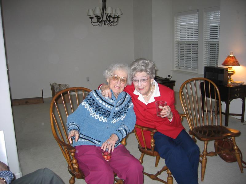 VA 05 ECP & Addie @ Carolyn's
