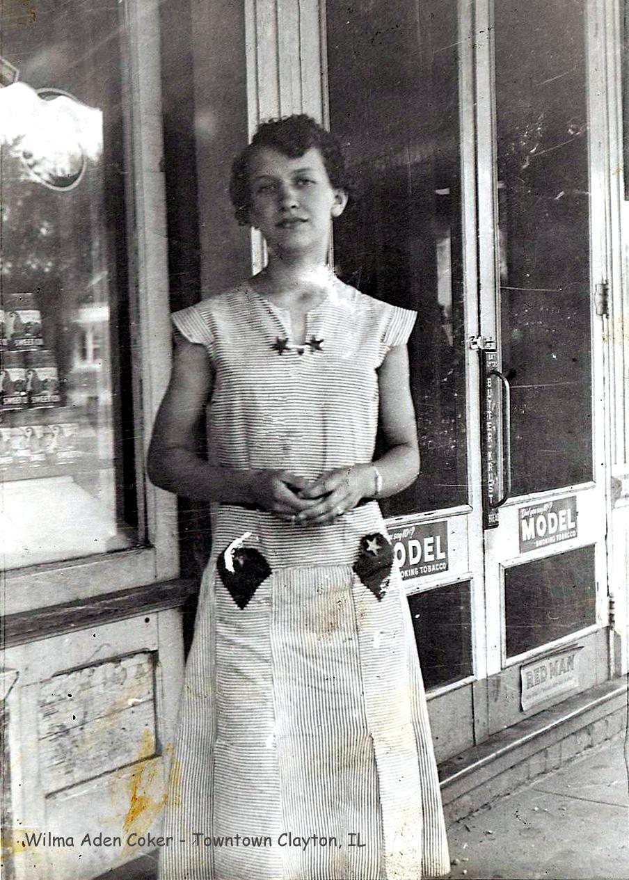 Wilma Coker E